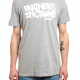 T-Shirt | partners in crime | men | heather grey